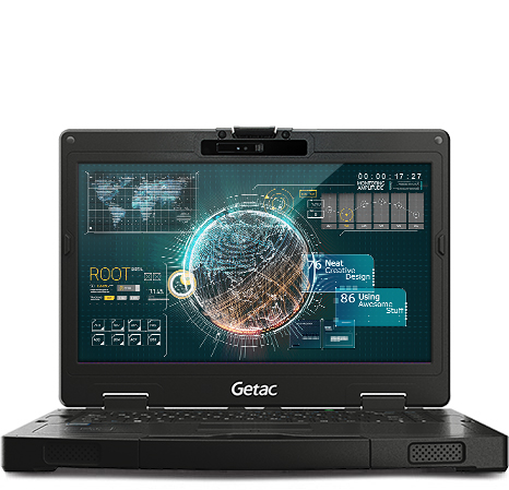 ELKO anunta disponibilitatea  notebook-ului Getac Semi-Rugged S410