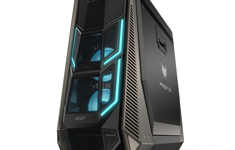 Acer anunta disponibilitatea in Romania a noilor statii  de gaming din seria Predator Orion 9000