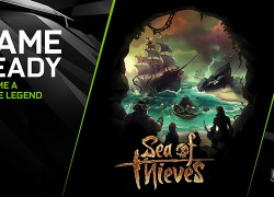 Sea of Thieves NVIDIA GTX
