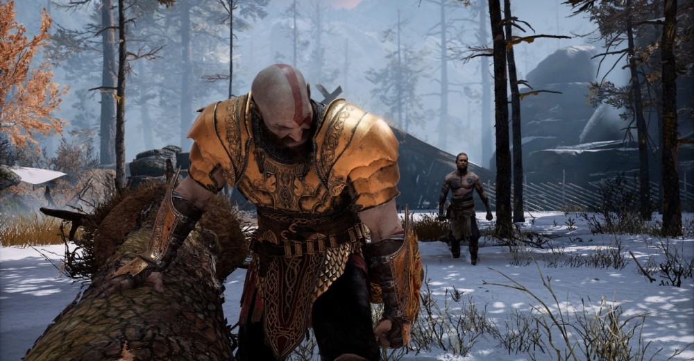 God of War-NewGame+