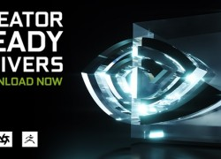 NVIDIA_Creator Ready Driver Program