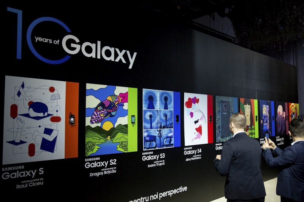 Samsung GalaxyS10 eveniment (1)