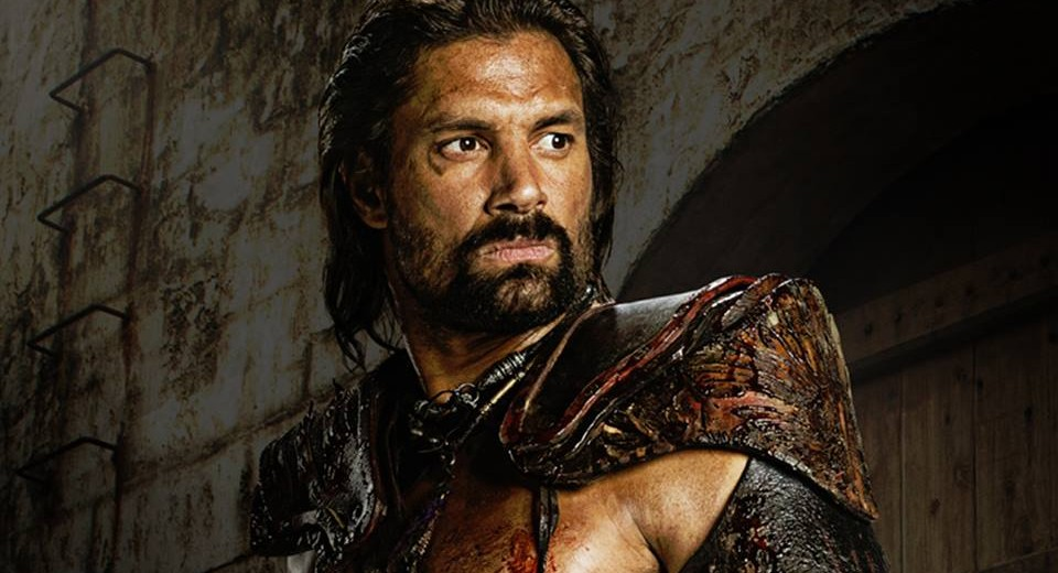 Un actor principal din Spartacus revine la East European Comic Con