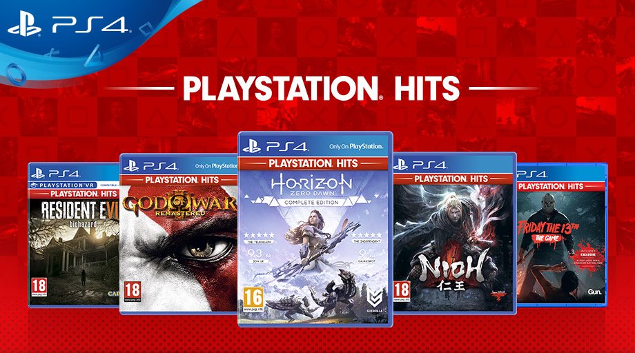 Noi titluri extraordinare disponibile în colecția playstation hits