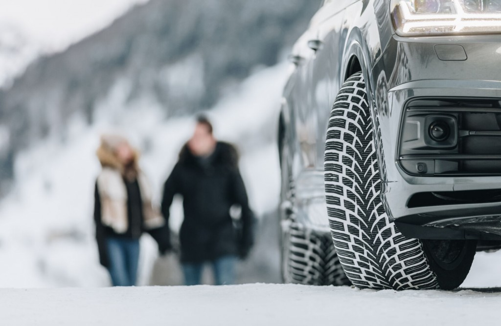 Nokian Tyres WR SUV4