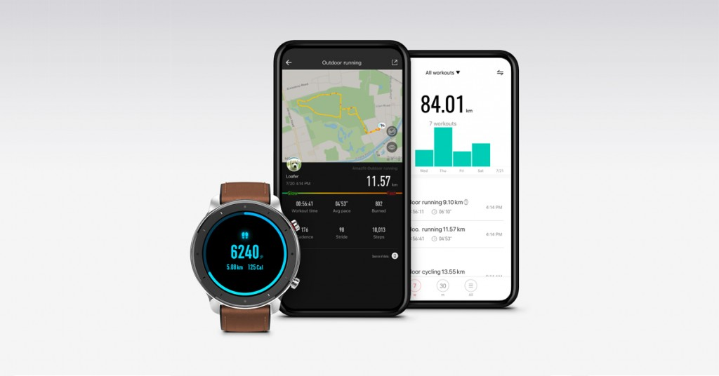 Amazfit_wearables_smartwatch_ELKO