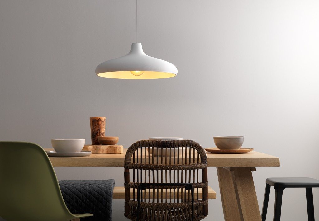 Philips 3D printed pendant luminaire_credit Signify
