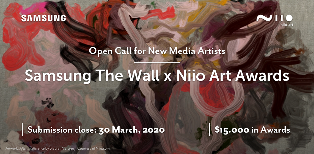 Samsung The Wall x Niio Art Awards(3)