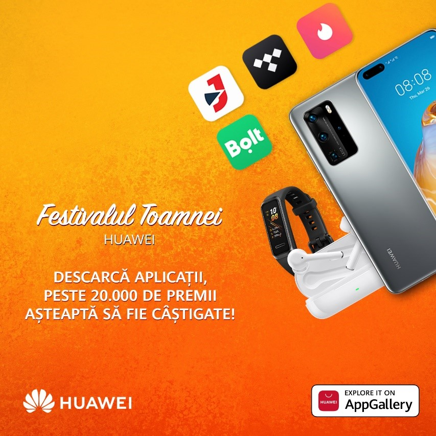 Huawei Festival of Apps