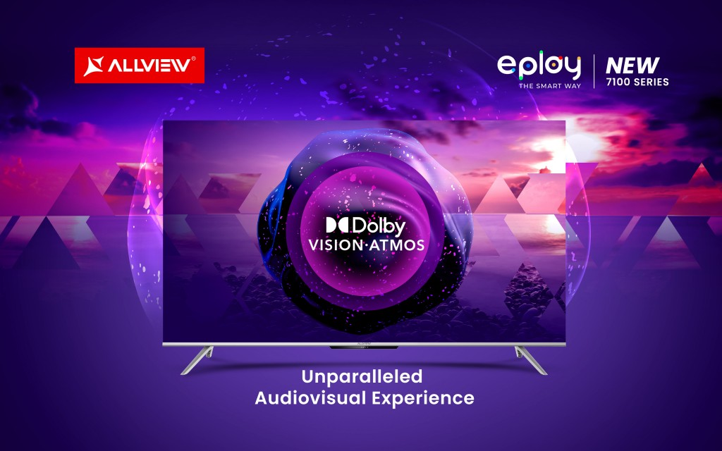 Noua serie Allview ePlay7100